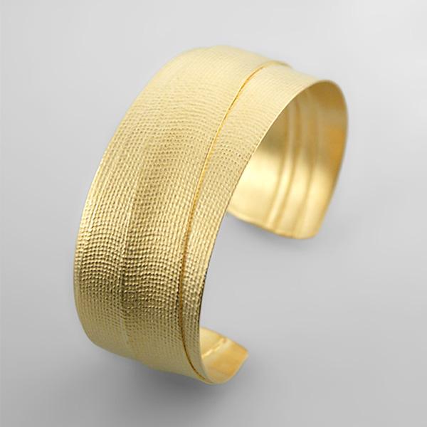 Rölleschen-Armspange - 900/Gold